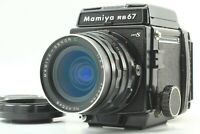 【N MINT】 MAMIYA RB67 Pro S SEKOR C 50mm f/4.5 120 Film Back from JAPAN #472
