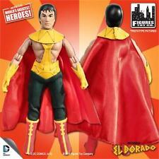 "DC Super Friends Retro mego 8"" Series 2  El Dorado (NEW poly bagged)"