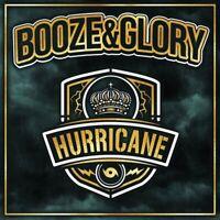 BOOZE & GLORY - HURRICANE (BLACK VINYL)   VINYL LP NEU