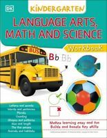 Dk Workbooks Language Arts Math and Science Kindergarten, Paperback by Ruggie...