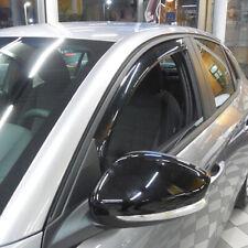Coppia Deflettori Deflettore Aria Antivento For Opel Corsa F 5 porte dal 2019>