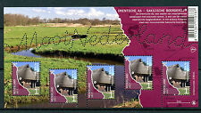 Netherlands 2017 MNH Beautiful Nethlds Drentsche AA Saxon Farms 5v M/S Stamps