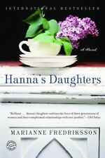 Hanna's Daughters : A Novel by Marianne Fredriksson (1999, Paperback)