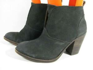 Lucky Brand Ankle Bootie Women size 5.5 Black