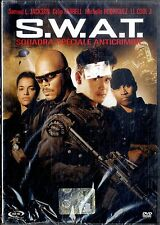 S.W.A.T. Samuel Jackson Colin Farrell LL Cool J DVD NEW SEALED Editoriale
