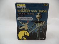 Nightmare Before Christmas Jack Skellington Trading Figure Series 1 New in Box