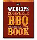 Weber's Complete BBQ Book (Hardback)-