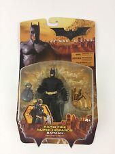 "Batman Begins Rapid Fire Action Figure approx 5"" Unopened Collectible Figure"