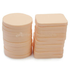 20pcs Makeup Foundation Flawless Sponges Powder Puffs Blusher Facial Face Pads