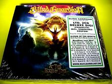 BLIND GUARDIAN - AT THE EDGE OF TIME | LIMITED 2CD DIGIPACK <|> Shop 111austria