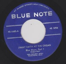 JIMMY SMITH AT THE ORGAN {50s Jazz} Blue Moon Pt 1 / Blue Moon Pt 2 ♫HEAR