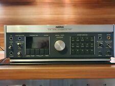 REVOX B 760 - DIGITAL SYNTHESIZER FM TUNER - Studer