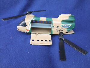 Galoob 1989 Micro Machine Military Transport USAF Helicopter