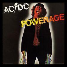 AC/DC - Powerage - Framed Album Cover Print ACPPR48065