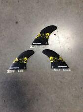 FCS2 Fins | Thruster | Shapers | Honeycomb | New | Open Box