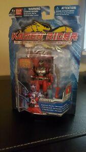Kamen Masked Rider Dragon Knight (2009) Bandai Action Figure, New UNOPENED