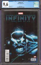 Infinity #1 (Marvel Comics, 2013) CGC 9.6