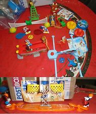 Lotto 6 pezzLooney Tunes kinder gran sorpresa gioco Sorpresine gadget lot stock