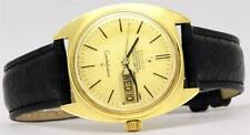 Omega Constellation Chronometer Date & Day 18K Gold Dial & Case Auto Men's Watch