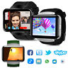 Bluetooth Smart Watch 2.2 inch Smartwatch Phone GPS WIFI Video for Men Women