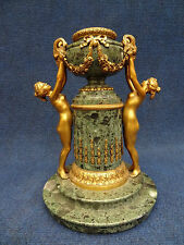 FRENCH NIII Ormolu marble Centerpiece after a model by Pierre Gouthiere 1860