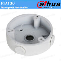 Dahua Brackets Waterproof Junction Box PFA136 For IP CAMERAS IPC-HDW4433(1)C-A