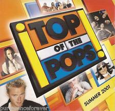 V/A - Top Of The Pops: Summer 2001 (UK 40 Trk Double CD Album)