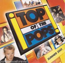 V/A - Top Of The Pops: Summer 2001 (UK 40 Trk Double CD Album)