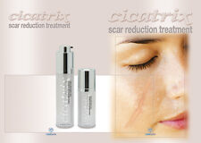 CICATRIX Cream 50ml Reduces Recent and Old Scars, Burns, Acne, Stretch Marks