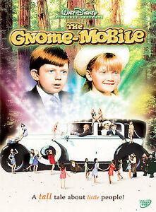 The Gnome-Mobile (DVD, 2004)