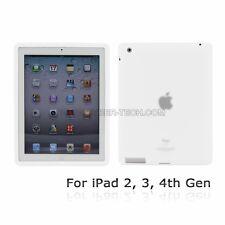 Premium Quality Soft Silicone Skin Case for iPad 2, iPad 3, iPad 4 Generation