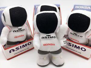 JDM HONDA ASIMO 10CM ROBOT KEYCHAIN PLUSH DOLL ACCORD CIVIC CITY JAZZ CRV HRV