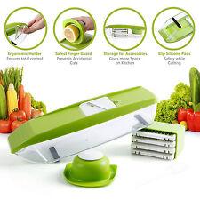 Lifewit Fruit Vegetable Slicer Plus Peeler Dicer Chopper Cutter Nicer Grater