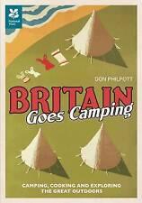 Gran Bretaña va Camping: Camping, Cocina y explorar el Great Outdoors por Don P