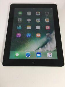 Apple iPad 4th Gen. 16GB, Wi-Fi, 9.7in - Black #075