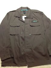 adidas Originals Light Military Retro Jacket, Mens Large New With Tags