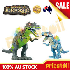 Large Walking Dinosaur Tyrannosaurus with Lights & Sounds Real Movement Toy Gift
