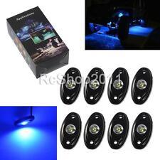 9W CREE Blue LED Rock Light JEEP ATV 4x4 Off-Road Truck Trail Fender Lighting