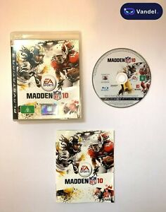 Madden NFL 10 (Sony Playstation 3) - PS3 Fast Shipping