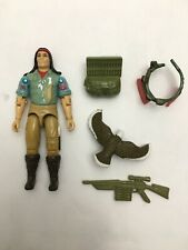 1984 GI Joe ARAH Spirit Complete With Freedom Excellent Condition