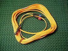 10M Corning ST-MTRJ Fiber Optic Cable M/M ST to MTRJ NEW!