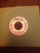 Major Lance | Northern Soul WLP  45 | Hey Little Girl / Crying In The Rain Promo