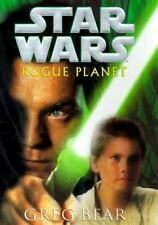 Star Wars: Rogue Planet by Greg Bear 2000, Hardcover First Edition Watch Review