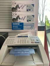 Brother FAX-8360P plus 1 drum and 2 toners