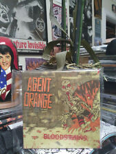 AGENT ORANGE - BLOODSTAINS CD Limited Edition only 500 made numbered Surf Punk