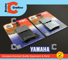 1984 - 1985 YAMAHA XV1000 'VIRAGO- FRONT EBC HIGH PERFORMANCE ORGANIC BRAKE PADS