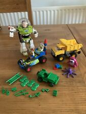 LEGO Toy Story Bundle 7590 7592 7595 7789 Construct-a-Buzz Army Men (2010) READ!