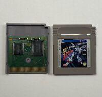 Nintendo Gameboy Battle Unit Zeoth AUTHENTIC!! w/ Case