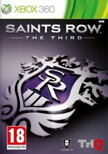 Thq Sx2s50 Saints Row The Third