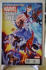 Marvel Point One 1st Appearance: Nova, Kaine, The Unseen Marvel Comics 1st Prnt